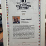 Top 100 Coaches - Pratap Nambiar